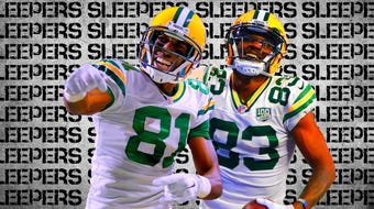 SportsPulse:  Trysta Krick drops some knowledge on us and provides four fantasy sleepers that could help you win your league this season.