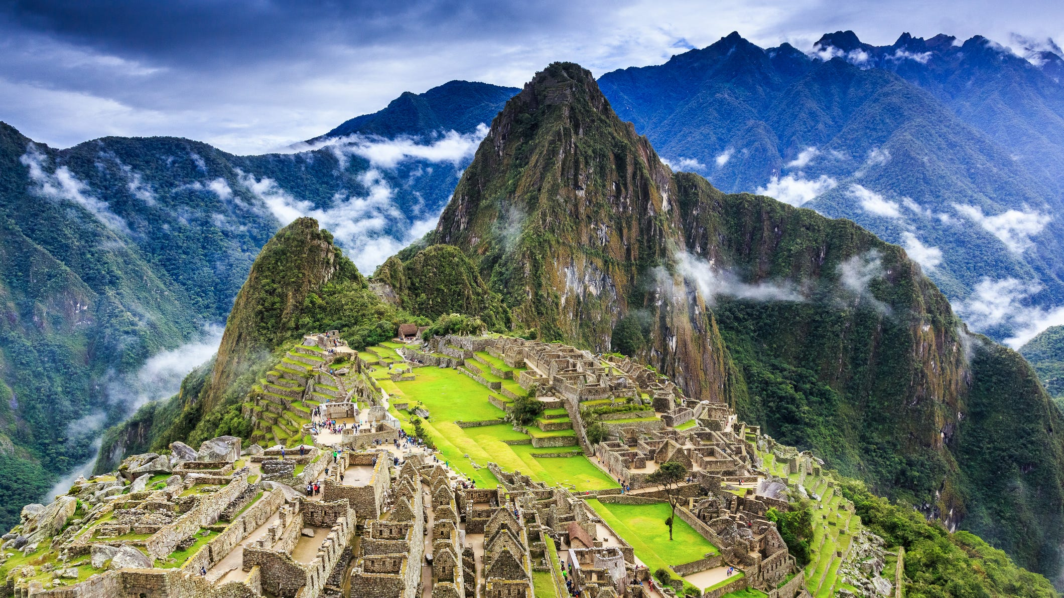 Machu Picchu: Peru opens famous site for one stranded Japanese tourist