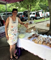 Neila Craig, a popular vendor at the Alexandria Farmers Market, is opening her first brick and mortar store, Doce Vida Brazilian Bakery.