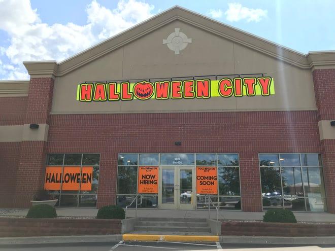 Halloween City in Darboy
