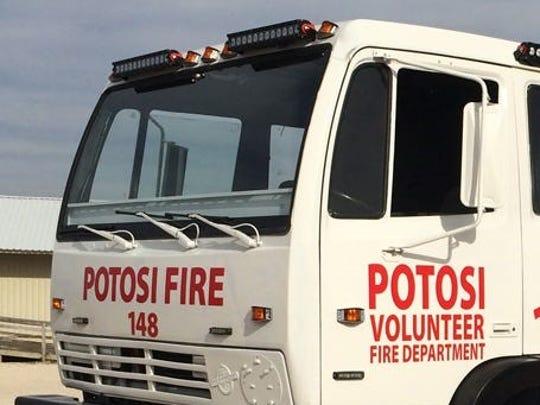 Potosi Volunteer Fire Department