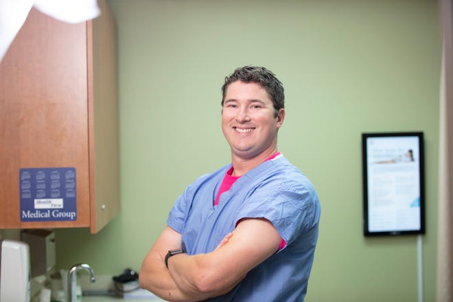 Dr. Adam Close is anobstetrician-gynecologist forHealth First Medical Group in Melbourne.