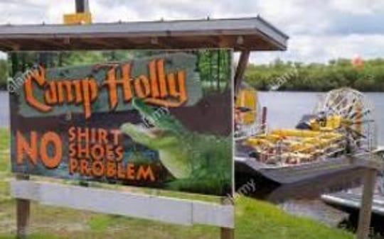 Some 96 years after the camp was built by fishing guide Bob Wall, Camp Holly is still in business on the St. Johns River off State Road 192 west of Melbourne. It's where Wall introduced the Solunar Theory for sport fishing.