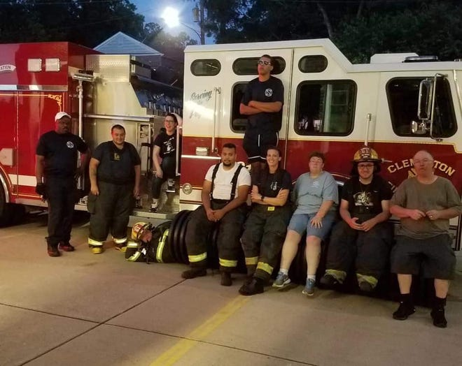 The Clementon Fire Department is in mourning after losing one of its own in an Aug. 23 car crash.