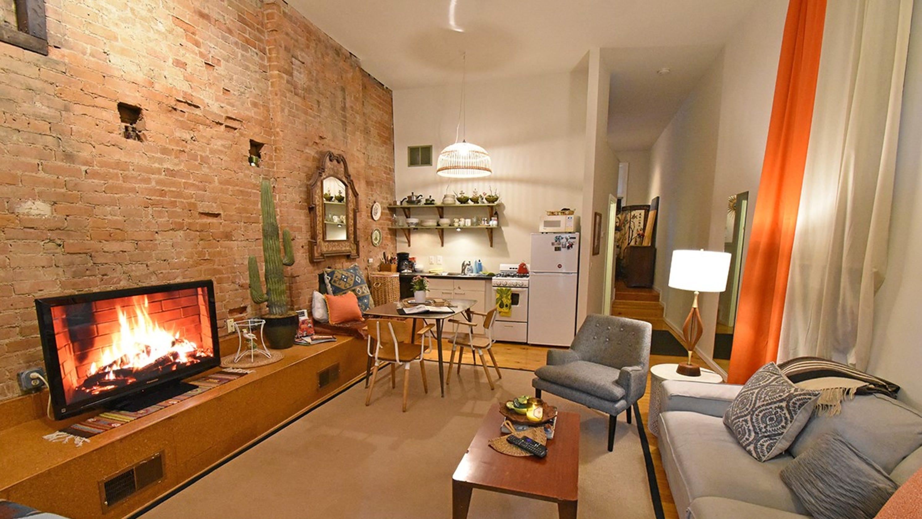 Cincinnati Airbnb: Most-coveted rental is a loft apartment