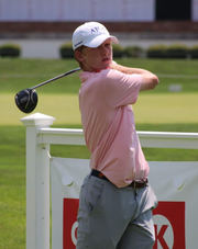 Jack Neville of Mariemont is the Enquirer's boys golfer of the week for Aug. 23, 2019.