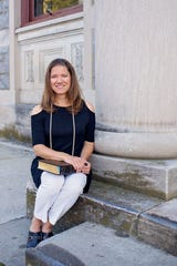 "Christa Conklin, a graduate of Edison High School and Rutgers University, is the author of ""Tranquility,"" her debut novel."