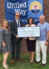 United Way of Central Jersey (UWCJ) received a Major Grant in the amount of $10,000 from The Provident Bank Foundation to support expansion of the VITA program in Perth Amboy.