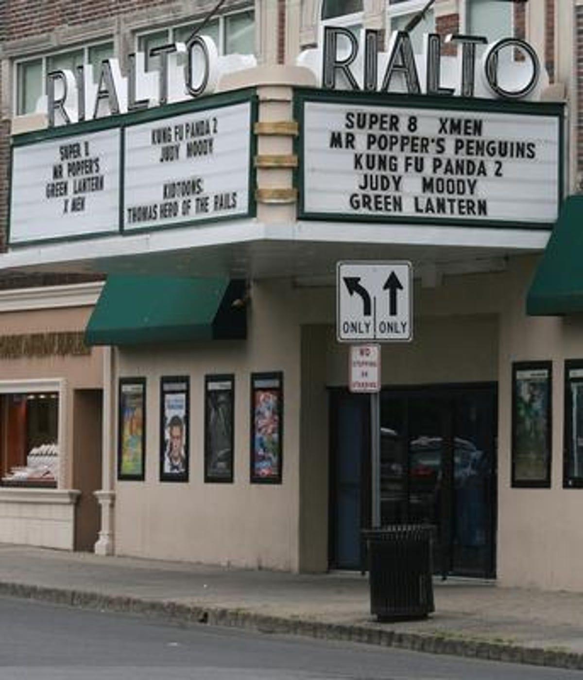 Rialto Theater in Westfield NJ closes suddenly