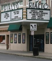 The Rialto Theater in Westfield has closed suddenly