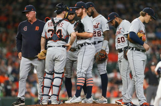 Detroit Tigers robbed of tying HR to end unlikely 9th-inning comeback