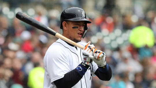 Miguel Cabrera is one of a few players on the Tigers who hail from Venezuela.