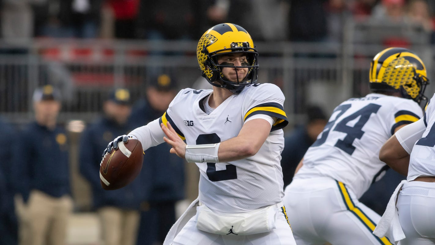 Wojo: Can Shea Patterson be the clutch guy who puts Michigan over the top?