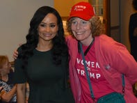 Trump campaign aide rallies female voters for 2020 election