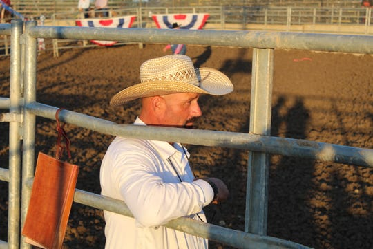 The Broken Horn Rodeo returned to the Sandusky County Fair for a second straight year Thursday night.