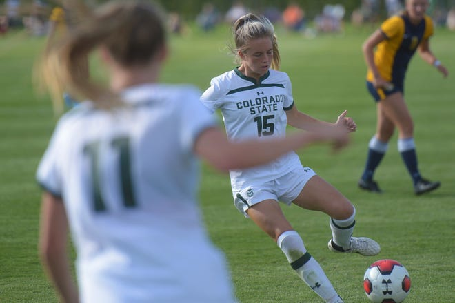 The CSU soccer team plays at Grand Canyon on Sunday.