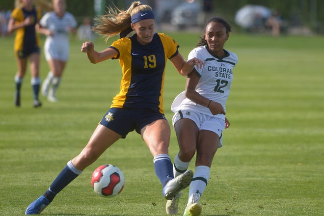 The CSU soccer team plays at Eastern Washington on Sunday.