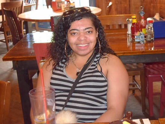 Kimberly Christine Brown, 25, was last seen at Support Solutions in Jackson on Aug. 19, 2019 around 10:20 p.m.