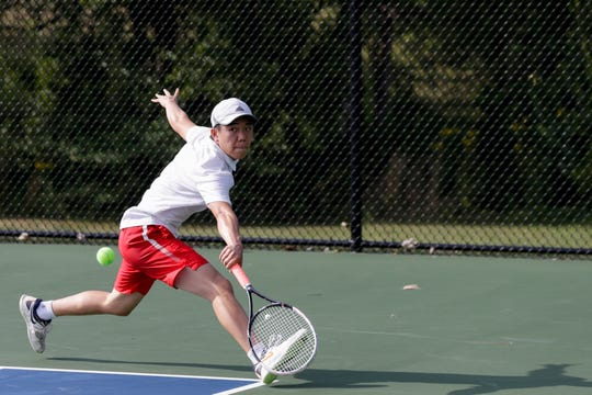 Harry Lee did not drop a set at No. 3 singles, helping West Lafayette win the Kokomo Invite.