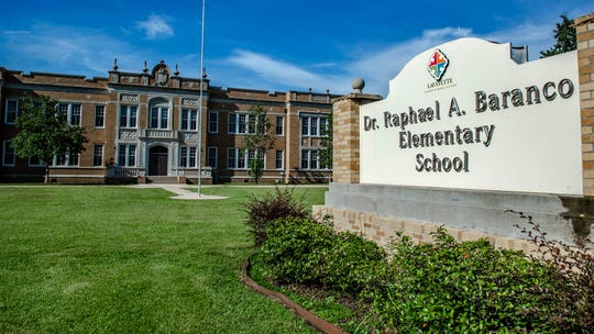 Dr. Raphael A. Baranco Elementary is one of two new elementary schools that opened in Lafayette Parish this school year. The site previously was N.P. Moss Preparatory Academy.