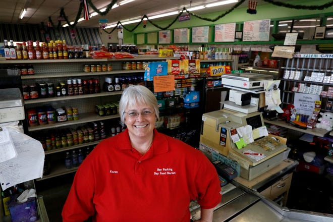 Karen Kraft Crutcher is the co-owner of Bay Food Market along with her brother David Kraft.