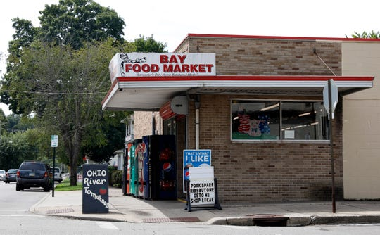 Bay Food Market has been in business at the corner of South Maple and Walnut streets in Lancaster since the 1930s.