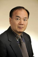 Xianglin Shi, a professor in the Department of Toxicology and Cancer Biology