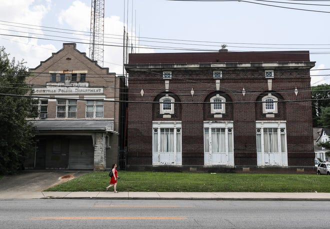 Two properties, an old Louisville police station and BellSouth building at 1300 and 1306 Bardstown Road, were declared as surplus properties by Metro Council in November 2015.