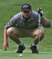 Madison's Jaekob Conrad had the Rams' golf team looking for more success in 2020-21.
