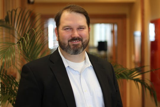 Jason Potter is the co-founder and CEO of Madison-based Farwell Project Advisors, LLC.