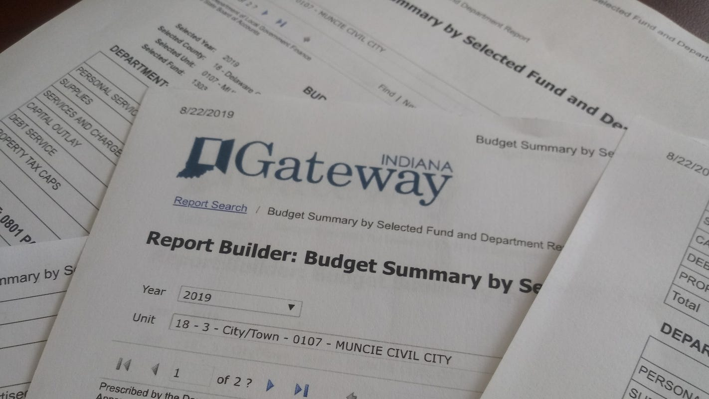 Early proposed budget shows a nearly $9 million shortfall for Muncie city budget