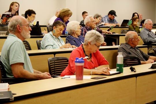 Lifelong learning sessions are a great way to explore a new topic or learn a skill.
