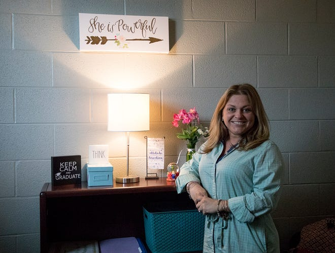 Amanda Bernowski is the new Northridge High School principal.