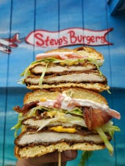 Steve's Burgers may be known for its burgers but don't ignore the chicken sandwich.