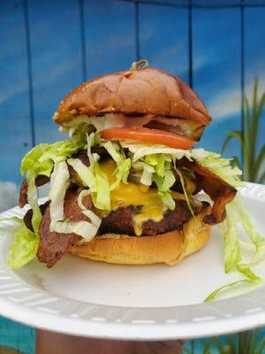 Steve's Burgers in Garfield makes a mean chicken sandwich.