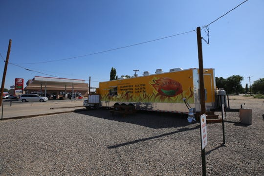 The Bloomfield location of the Habanero Grill is pictured along U.S. Highway 550 on Aug. 23. The City of Bloomfield is not issuing new licensees for food trucks as it develops and implements new regulations.