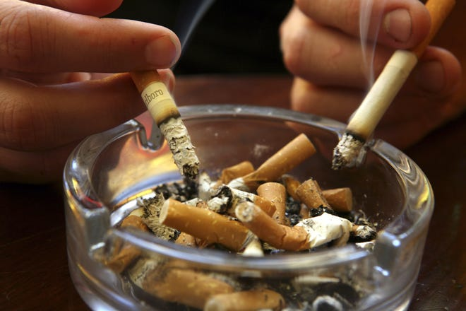 The FDA is proposing mandatory graphic images on cigarette packages and in cigarette advertising.