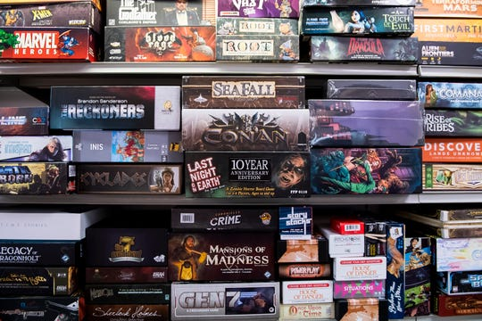 Opening on August 31, Let's Play: Games and Hobbies will feature around 600 games for purchase and 300 games that will be available to rent and play in the store.