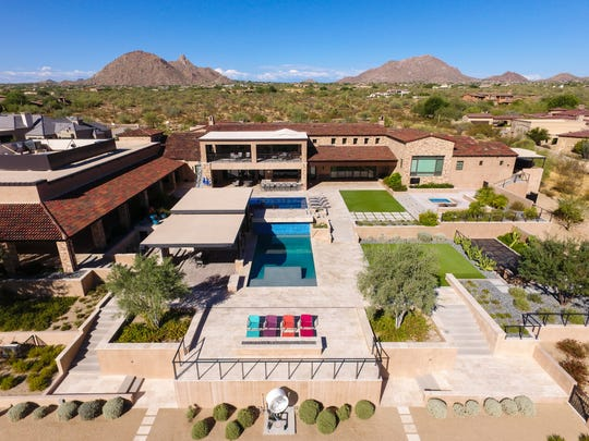 The Hardt family of Scottsdale opens their 25,000-square-foot main house to players from around the world to stay with them and train.