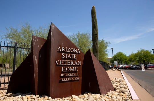 Arizona State Veteran Home on Aug. 22, 2019 in Phoenix.