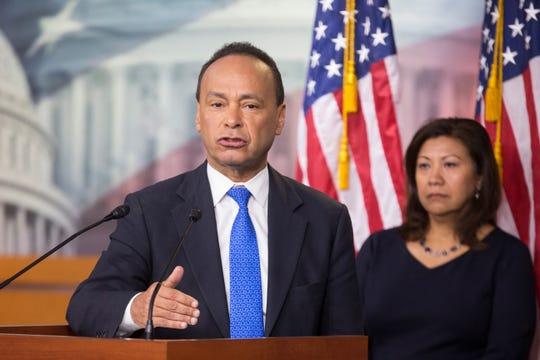 Luis Gutiérrez, congresista.