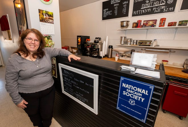 Laura Graziadei has opened New Haven Sweet Shoppe and Bakery at 1707 Pine Grove Ave. in Port Huron.