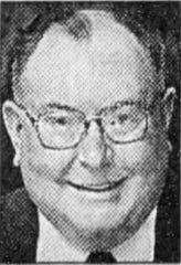 "Charles Quinton ""C.Q."" Smith is shown in this photo that ran in the Chambersburg Public Opinion in 2006."