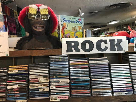 Recycled Records in Midtown will be changing ownership in September.