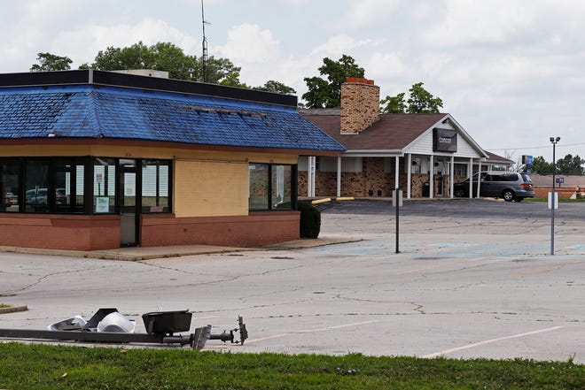 A new Speedway gas station is expected to open along this stretch of Chester Boulevard in Richmond by December 2020.