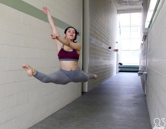 Leslie Merced, a dance major at the State University College at Purchase, said she chose to leave New Jersey for New York for college, bucking what has been seen in New York.