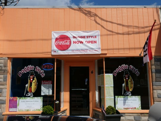 Doggie Style in Rehoboth Beach sells all-beef foot longs as well as other Latin American staples, like empanadas and arepas.