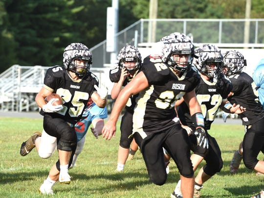 Buffalo Gap gets ready  for its 2019 season under a new coach and in a new-look Shenandoah District.
