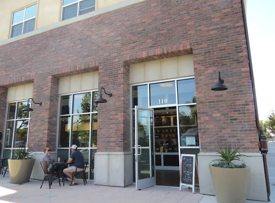 The Camarillo location of Café Ficelle is in soft-opening mode at The Mark, a mixed-use development in Old Town that features a food hall and 23 apartments.