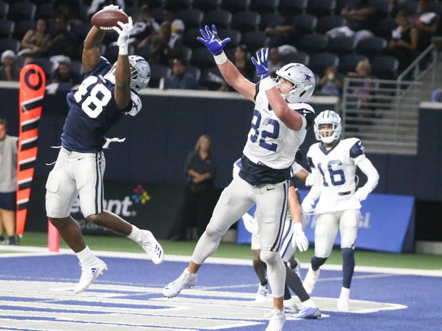 meet a8c59 30b89 Dallas Cowboys 53-man roster projection and preseason preview